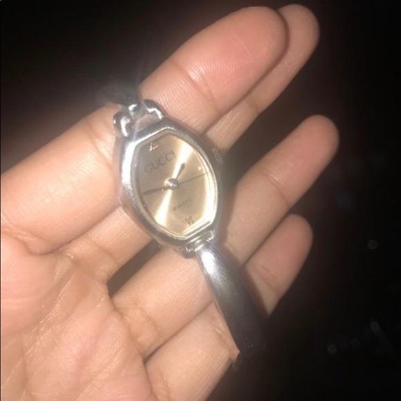 Gucci Accessories - Silver Gucci Bracelet Watch